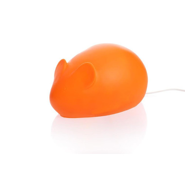 Lampka Myszka Jelly pomarańczowa