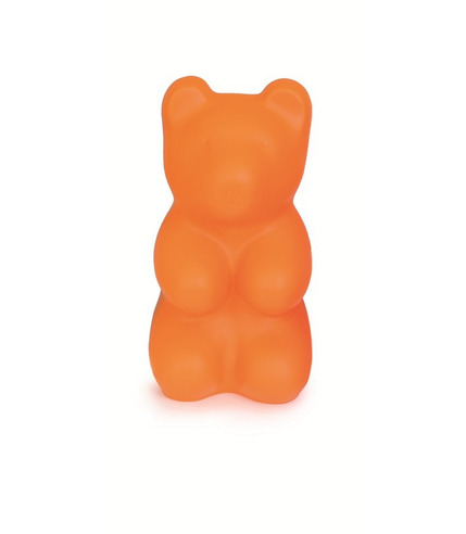 Lampka Miś Jelly pomarańczowy