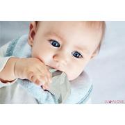 supeRRO baby hevea - błękitny