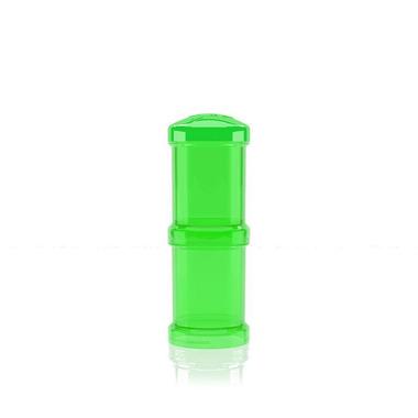 Pojemnik Twistshake 2x100ml zielony