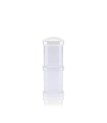 Pojemnik Twistshake 2x100ml biały