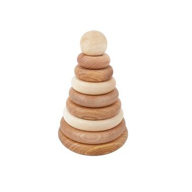 Piramida okrągła naturalna