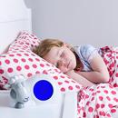 SAM Trener snu i światełko nocne - szary