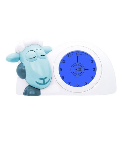 SAM Trener snu i światełko nocne - niebieski