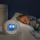 LOU Lampka nocna aktywowana dźwiękiem - niebieska