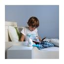 FIN Lampka LED do czytania - niebieska
