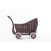 Wózek Colette szary/grochy