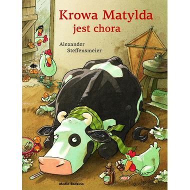 KROWA MATYLDA JEST CHORA