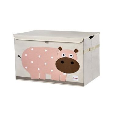 Pudełko Zamykane Hipopotam