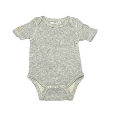 Body Light Grey Fleck 12-18 m