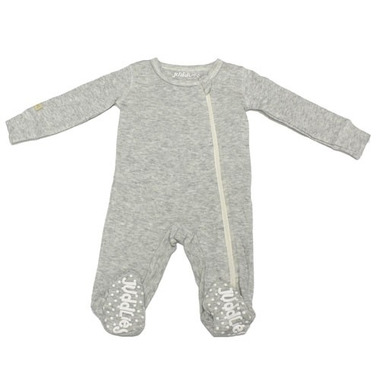 Pajacyk Light Grey Fleck 6-12 m