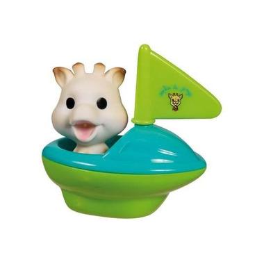 Żyrafa Sophie - łódka do kąpieli
