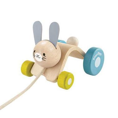 Króliczek do ciągnięcia, Plan Toy