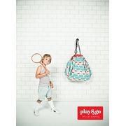 Worek na klocki i zabawki  Badminton