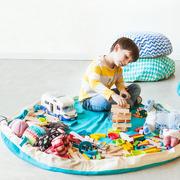 Worek na klocki i zabawki Superbohater