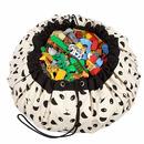 Worek na klocki i zabawki Panda