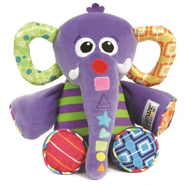 Zabawka Muzyczny Słoń Eddie, Lamaze