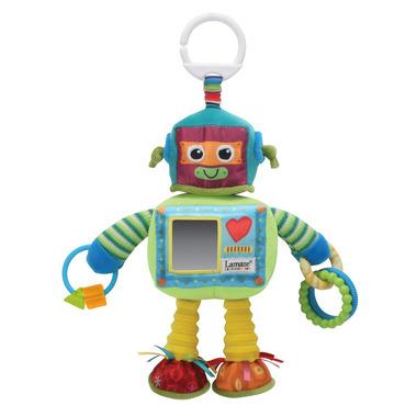 Zawieszka Robot Rusty, Lamaze