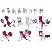 Przenośne krzesełko Totseat - Savannah - edycja limitowana