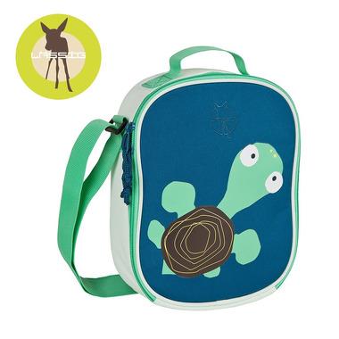 Lassig, torba na Lunch z Termoizolacją Wildlife Żółw