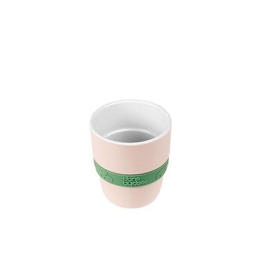 Zoopreme Kubeczek różowy Z Silikonowym Uchwytem