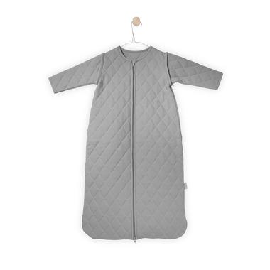 Jollein, całoroczny śpiworek z odpinanymi rękawami Szary  18-36 m