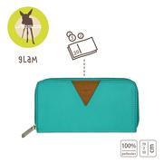Lassig, glam Label Portfel Signature Aqua