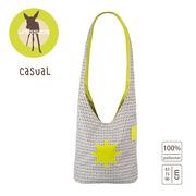 Lassig, casual Label Torba Fan Shopper Twinkle tender shoots