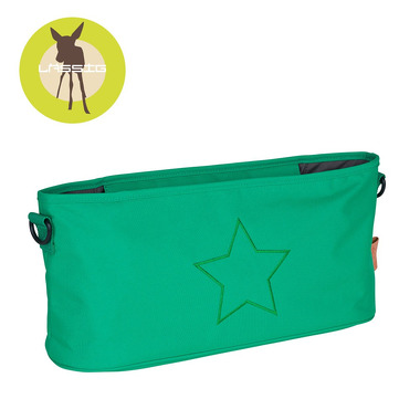 Lassig, casual Label Organizer do Wózka Star deep green