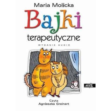 CD MP3 BAJKI TERAPEUTYCZNE, MARIA MOLICKA