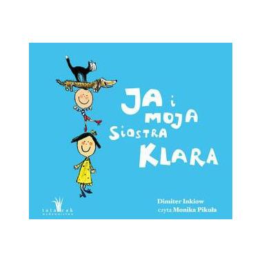 CD MP3 JA I MOJA SIOSTRA KLARA, DIMITRIJ INKIOW