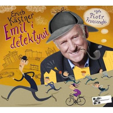 CD MP3 EMIL I DETEKTYWI, ERICH KASTNER
