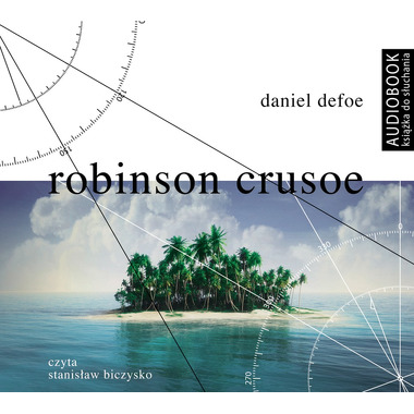 CD MP3 ROBINSON CRUSOE, DANIEL DEFOE