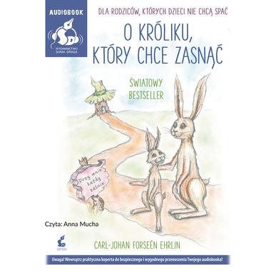 CD MP3 O KRÓLIKU KTÓRY CHCE ZASNĄĆ, CARL-JOHAN FORSSEN-EHRLIN