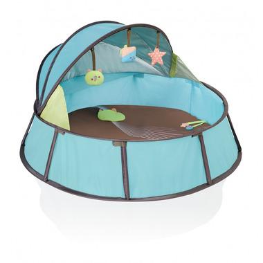 Babymoov, namiot kojec Babyni 2 in 1 blue/taupe premium