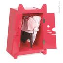 Janod, szafa dla lalek Babycat,