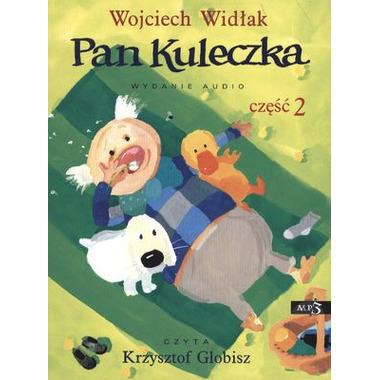 CD MP3 PAN KULECZKA CZĘŚĆ 2, WOJCIECH WIDŁAK