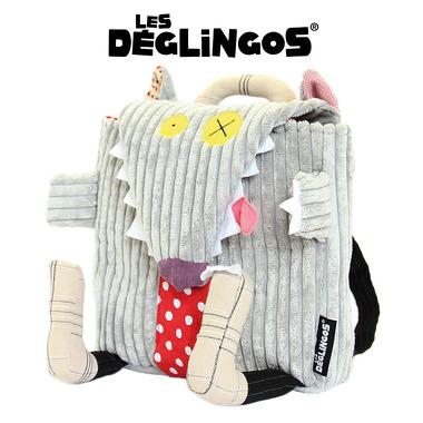 Les Deglingos, plecak Wilk BigBos