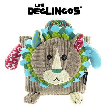 Les Deglingos, plecak Lew Jelekros