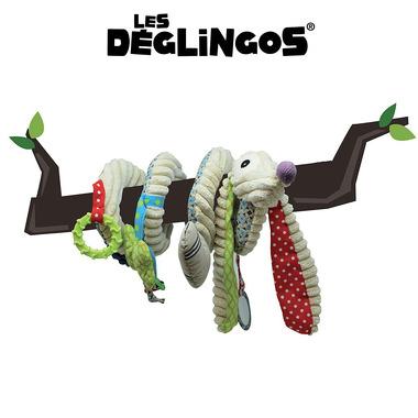 Les Deglingos, spirala edukacyjna Pies Nonos