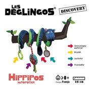 Les Deglingos, spirala edukacyjna Hipopotam Hippipios