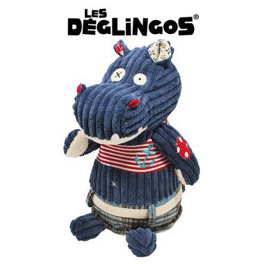 Les Deglingos, original Hipopotam Hippipios