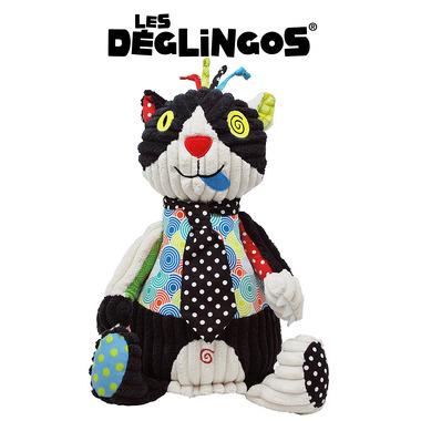 Les Deglingos, original Kot Charlos