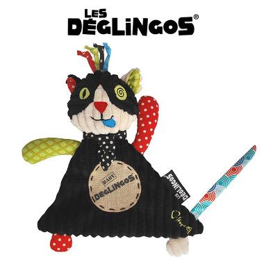 Les Deglingos, przytulaczek Kot Charlos