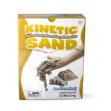 Kinetic Sand, piasek kinetyczny 2.5 kg