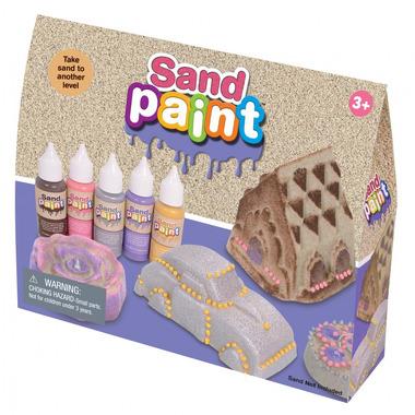 Kinetic Sand, farba DECO 5 kolorów