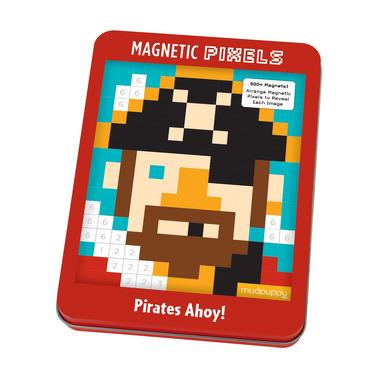Mudpuppy, magnetyczne pixele - Piraci
