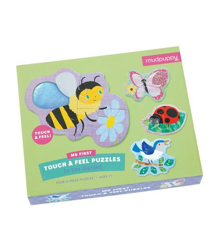 Mudpuppy, puzzle sensoryczne - Ogród
