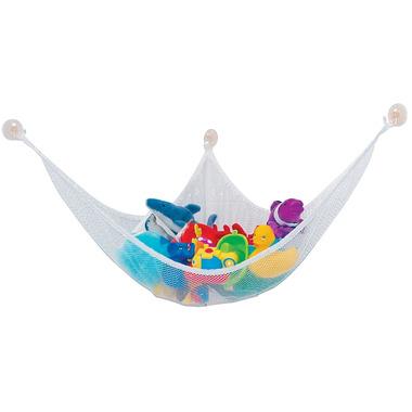 Hamak na zabawki kąpielowe