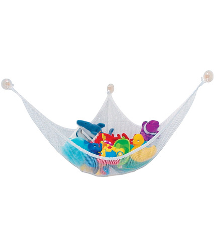 Hamak na zabawki kąpieloe